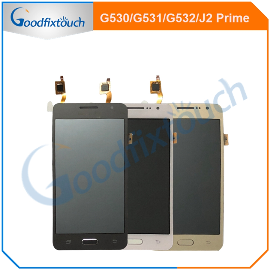For <font><b>Samsung</b></font> Grand Prime <font><b>G530</b></font> G531 G532 J2 Prime LCD <font><b>Display</b></font> Touch Digitizer Sensor Glass Assembly Replacement Parts image