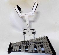 Glockenspiel with Carrier and Stick Range f5 c8 2 2/3 Octaves Shipping time 10 15 days musical instruments professional