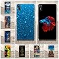 Casos de telefone para lenovo vibe shot z90 capa de silicone macio tpu 3d cópia do telefone móvel de volta caso capa para lenovo vibe shot z90 funda