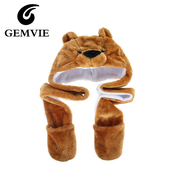 Children Cotton Bomber Hats Cartoon Character Pattern Dog Cap For Boys and  Girls Cute Animal Hat Winter a4fe0929b4e