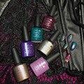 CND shellac 150 color choose New color arrival Soak Off UV Gel Polish and Salon Nail Gel