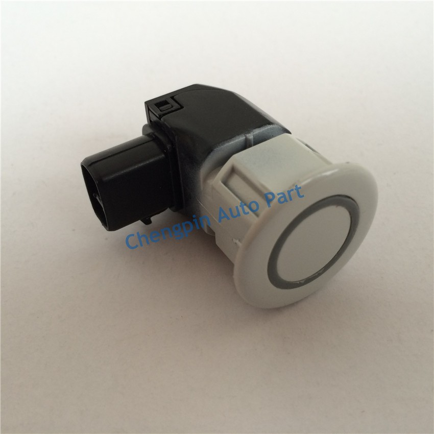 White Original Parking Sensor OEM# 89341 58010 A0 89341 58010 PDC Ultrasonic Sensor For Toyota Alphard GRS190,UZS190,MNH10