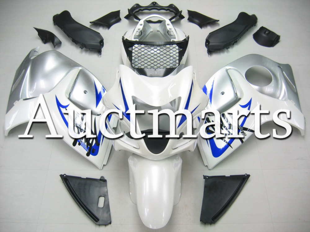 Fit for Suzuki Hayabusa GSX1300R 2008 2009 2010 2011 2012 2013 2014 ABS Plastic motorcycle Fairing Kit GSX1300R 08-14 CB06 chrome spike full fairing bolt kit nut screw for suzuki gsx r1300 hayabusa 2008 2009 2010 2011 2012 2013 2014