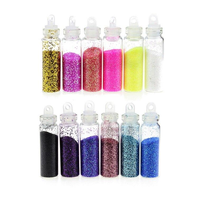 XB091 Nail art Acrylic Powder & Liquid Polish Painting Liquid Glitter Nail tools Strokes Manicure Nail art decorations