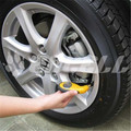 Popular Car Tools  ABS Yellow Truck Bike Car Auto Accessories LCD Digital Tire Pressure Tester  for Car Diagnosis