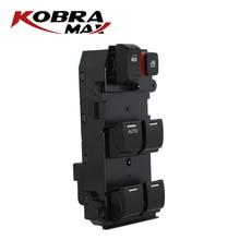 KobraMax Güç Pencere Anahtarı Elektrik Kontrol Anahtarı 35750 SWA K01 Fit Honda CR V Civic Araba Aksesuarları