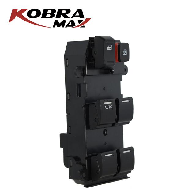 KobraMax Power Window Switch Electric Control Switch 35750 SWA K01 Fit for Honda CR V Civic Car Accessories