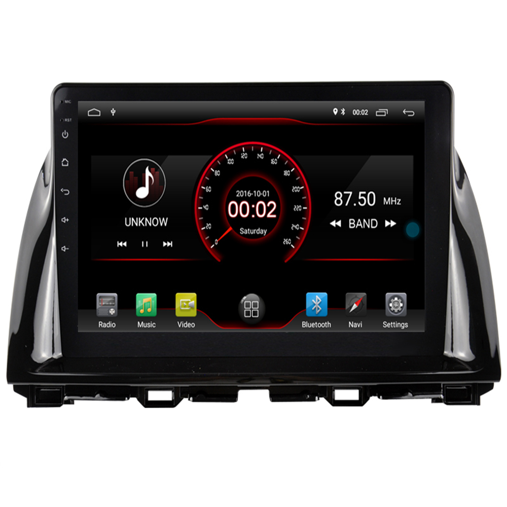 Android 9.1 Car DVD Player GPS <font><b>Navigation</b></font> Multimedia For <font><b>Mazda</b></font> <font><b>CX5</b></font> CX-5 Radio 2013-2016 car stereo wifi image