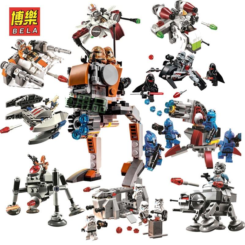 Compatible Legoe Space Star Wars gifts Compatible Royal Shadow Aircraft Clone Troopers Darth Vader Building Blocks Bricks Toys