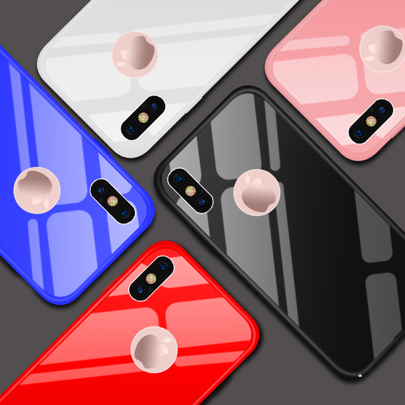 Phone Bumper Cellphones & Telecommunications Lofter Aluminum Bumper For Iphone X Slim Metal Frame Full Protection Cover Ultra Thin Phone Case Silicone Cover Capinha Coque
