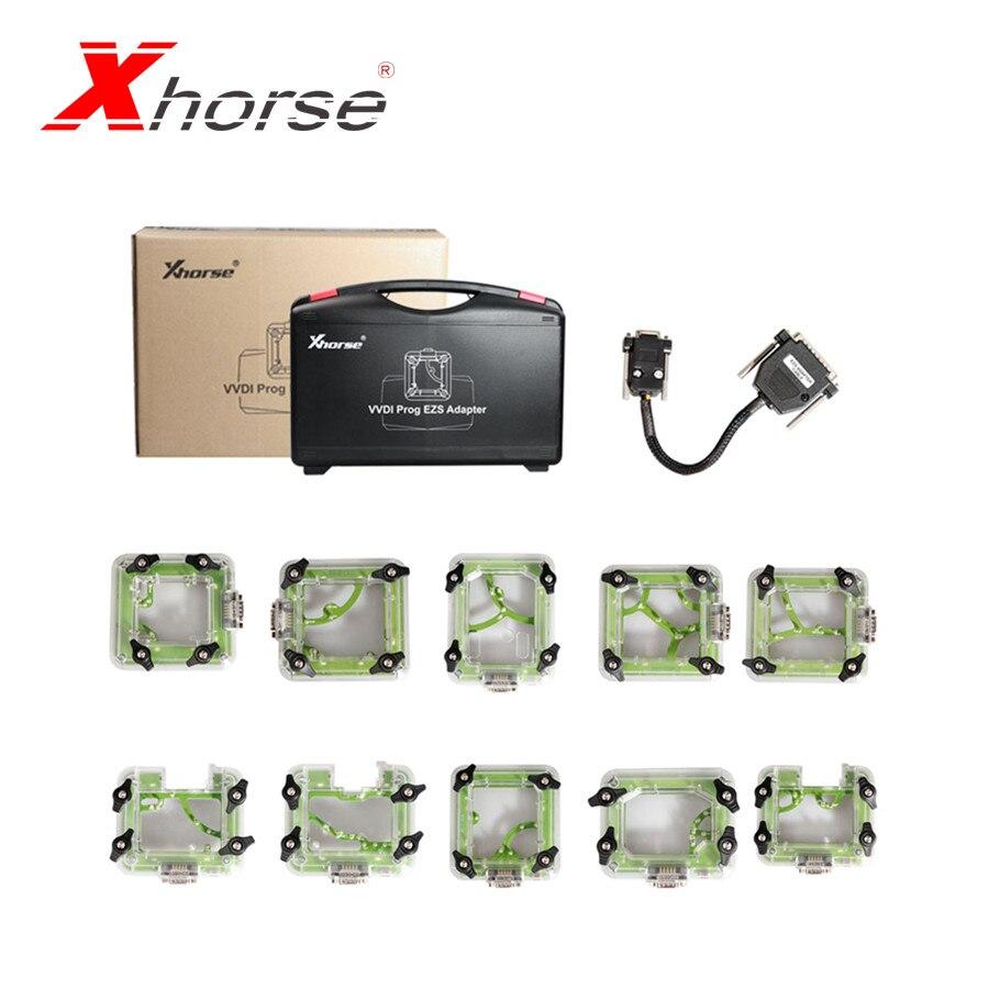 Xhorse VVDI Prog EIS/EZS SIM Card e Adattatori per Mercedes Benz 10 pz/set