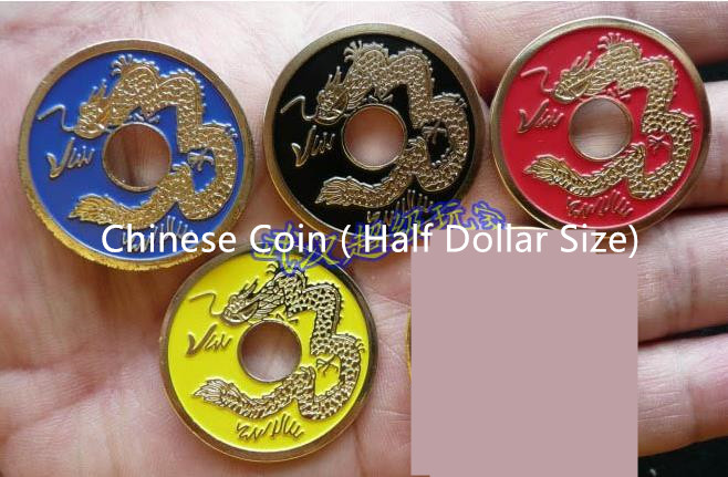 Aliexpress.com : Buy Free shipping 1 piece Chinese Coin ( Half ...