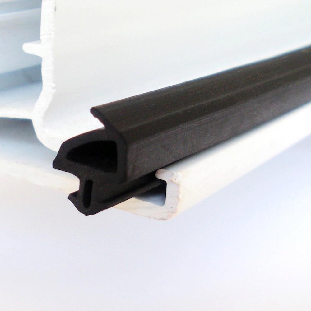 HTB1LaZ7adfvK1RjSspoq6zfNpXaI - ยางซิลิโคนติดขอบประตูอลูมิเนียม ช่องใส่ซีลแถบสามเหลี่ยม ขนาด 5X12M 10M สีดำ สีขาว สีน้ำตาล