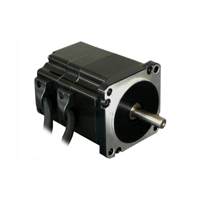 Flange 86mm Brushless DC Motor 48V 3000RPM 220W 0.7N.m J86BLS90-430A 3phase body length 90mm BLDC motor leadshine 180w brushless dc servo motor 57bl180d 1000 circular flange 36vdc 7a 0 57nm 3000rpm