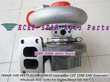TD06 TD06H-16M 49179-02300 5I-8018 5I 8018 Turbo Turbocompresseur Pour Caterpillar CAT 320B 320C 320D 323D 320L Pelle S6K S6KT