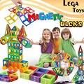 158 шт. Мини Магнитный дизайнеры construction set строительные блоки Модель Пластиковые Магнитные Блоки Обучающие игрушки для детей