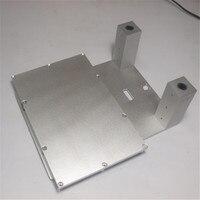 LM8UU Reprap CTC Replicator all metal CNC z axis build plate full kit 8mm rods printing platform set build bed full set