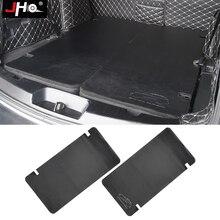 JHO автомобильные аксессуары задний багажник грузовое сиденье задняя защитная крышка Анти-грязные наклейки для Ford Explorer 2011- 18 17 16 15 14