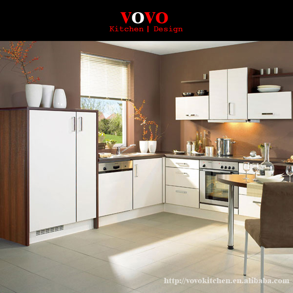 US $2699.0 |2016 hot sale modern mdf kitchen cabinets-in Kitchen Cabinets  from Home Improvement on AliExpress