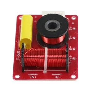 Image 3 - GHXAMP 2 drożny Crossover Audio Treble Bass 2 jednostki Crossover Surround głośniki półkowe filtr dzielnik częstotliwości 12db 130W 2szt