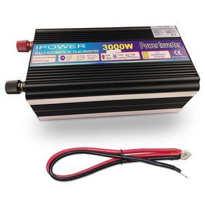 Image 5 - Преобразователь мощности 3000 вт/6000 вт, преобразователь постоянного тока в переменный ток 220 в 230 в 240 в, модифицированная синусоидальная волна с беспроводным дистанционным управлением, универсальная розетка ес, великобритания, австралия
