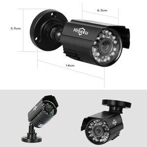 Image 5 - Hiseeu caja de Metal AHD, cámara analógica de alta definición, AHD 1080P, cámara CCTV de seguridad para exteriores