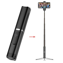 Selfie Handheld Bluetooth Stick Mobile Phone Holder For iPhone XR Smart Phone Camera Tripod with Remote For Samsung Huawei phone недорого
