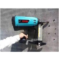 Новинка; Лидер продаж высокое качество GSN50A/50 пистолет Газа ногтей Деревообработка двери окна посвященный приспособление для забивания гво