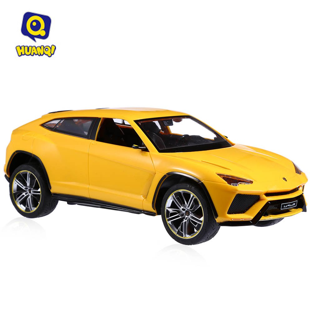 New Huanqi 666 1:<font><b>18</b></font> Scale RC Car Children Remote Control Brand Car Professional High Speed Racing Vehicle Toy Gift For Kids