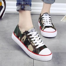 Free shipping 2017 spring new fashion women shoes canvas flats low breathable sport women casual classic shoes