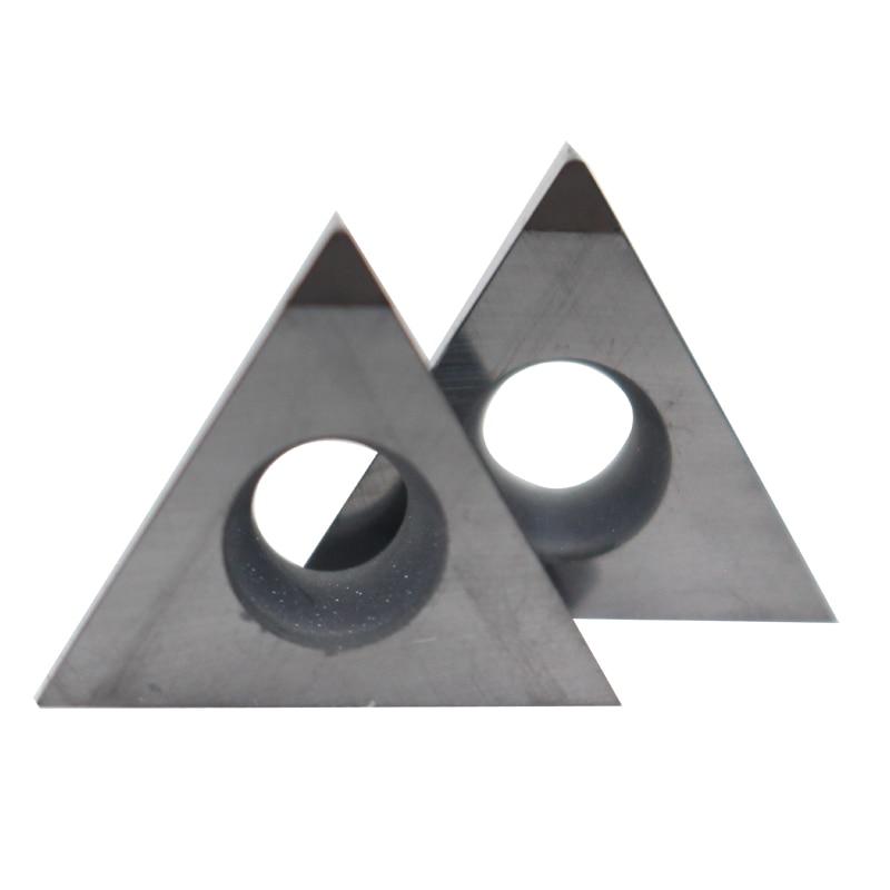 TCGT16T304 2PCS CNC lathe tool Aluminum carbide insert tcgt16t304 Turning Inserts suitable for aluminum processing