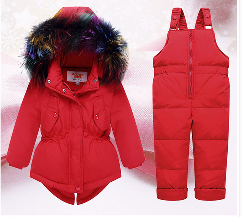 1-3-_01  Kids's Clothes Winter Lady Go well with Ski Jacket -30 Diploma Russian Boys Ski Sports activities Down Jacket +Jumpsuit Units Thicker Overalls HTB1LadElvImBKNjSZFlq6A43FXaL