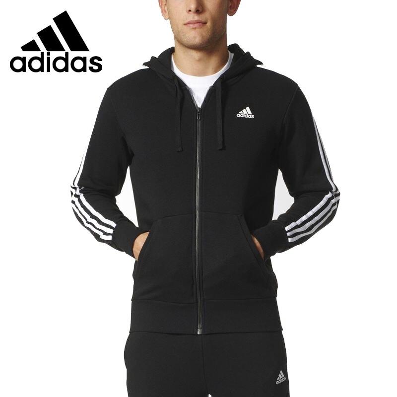 Original New Arrival Adidas Performance Men s Jackets Hooded Sportswear