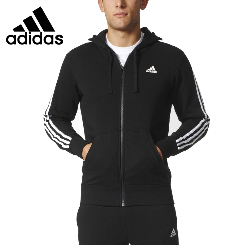 Original New Arrival 2018 Adidas Performance Men's Jackets Hooded Sportswear цена