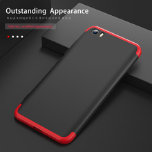 GKK luxury Case for xiaomi redmi go case 360 Full Proction Shockproof Hard PC Matte Phone Cover For Redmi GO Fundas coque