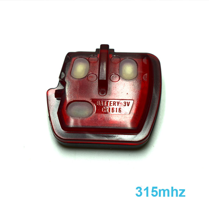 3 Butttons Car <font><b>Replacement</b></font> Remote <font><b>Key</b></font> Fob Pad 315MHz 46chip For <font><b>Mitsubishi</b></font> Outlander <font><b>L200</b></font> Shogun Lance image