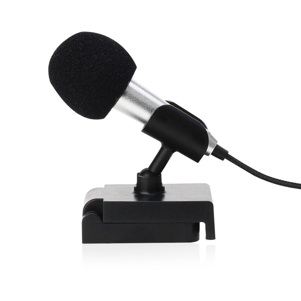 Metal MINI Jack 3.5mm Studio Professional Microphone Handheld Mic for Mobile Phone Computer for iPhone ipad karaoke (5)
