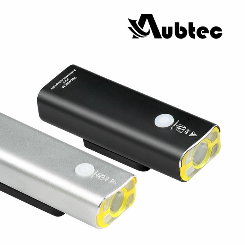 Aubtec дропшиппинг 1 * велосипед, Руль управления для мотоциклов Велоспорт свет Батарея фонарик Аксессуары для велосипеда Бесплатная доставка