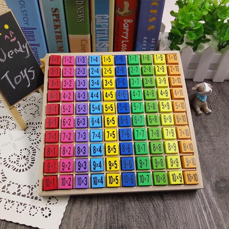 Brinquedos de Matemática bebê 99 da tabela de Faixa Etária : 3 Anos de Idade