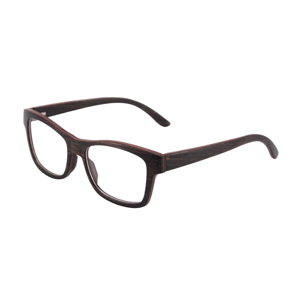 Handmade Glasses Frames : Bamboo Handmade Vintage Eyeglasses Frame Mens Retro ...