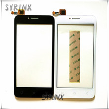Сиринкс с 3 м Клейкие ленты сенсорный экран для Lenovo Vibe B (A2016) A40 touch Панель смартфон Сенсорный экран планшета спереди Стекло Сенсор