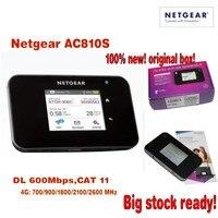 Лот из 2 punlocked netger ac810s 4 г Wi Fi маршрутизатор 4 г Wi Fi Dongle LTE Беспроводной AirCard 810 s 4 г LTE МИФИ карман PK ac782s 790 S ac790s