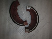 Dongfeng DF354 Tractor Parts The Brake Shoes Old Model Please Check The Shapes Of The Shoes