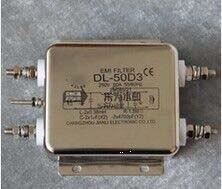 bộ lọc emi dl 50d3 - 1pcs/lot Changzhou Jianli JIANLI power filter 250V50A DL-50D3 EMI filter