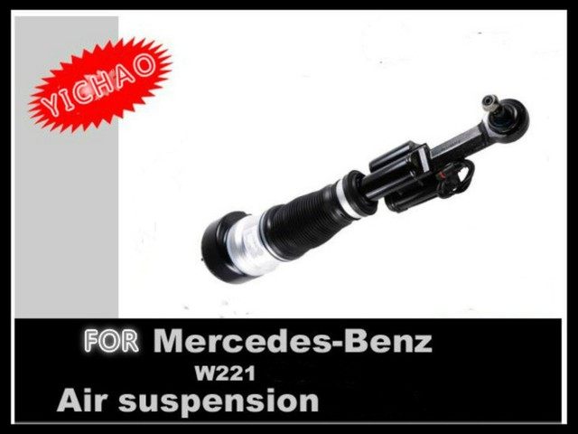 front right air suspension kits 4X4 wheel drive air spring shock absorber vibration for Mercedes Benz W221 4 matic 2213200538
