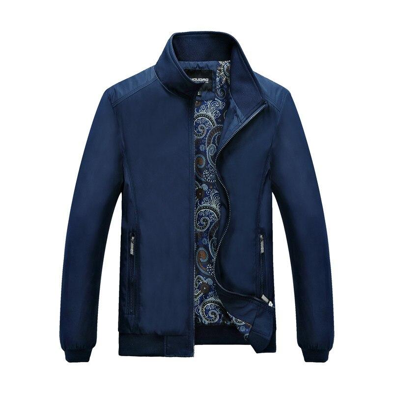 2016 신사복 자켓 솔리드 코트 남성 캐주얼 팰리스 자켓 슬림 스탠드 칼라 자켓 남성 Veste Homme Outerdoor Overcoat M-XXXXL