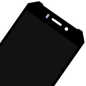 Image 4 - 5,5 zoll ULEFONE RÜSTUNG X LCD Display + Touch Screen Digitizer Montage 100% Original Neue LCD + Touch Digitizer für RÜSTUNG X + Werkzeuge