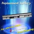 Jigu bateria do laptop 4icr17/65 l12s4z01 para lenovo i1000 ideapad flex 14 ideapad s300 ideapad s400 ideapad s405
