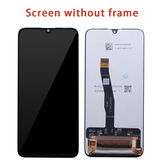 """6.21"""" AAA Original With Frame For Huawei P Smart 2019 LCD Display Touch Screen Digitizer Assembly For P smart 2019 Repair Part"""