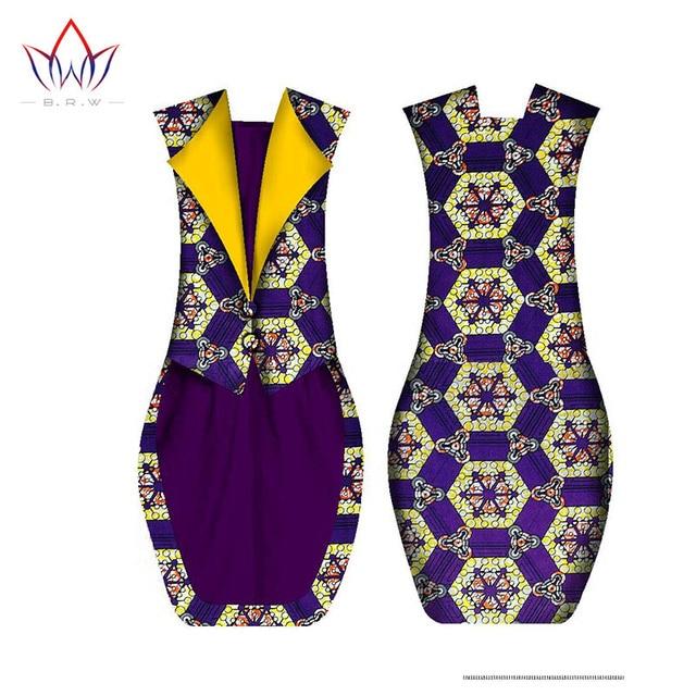 Femme Tailleur Africain Veste Ensemble Pagne Tissu nw0Rq4g